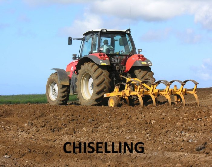 CHISELLING