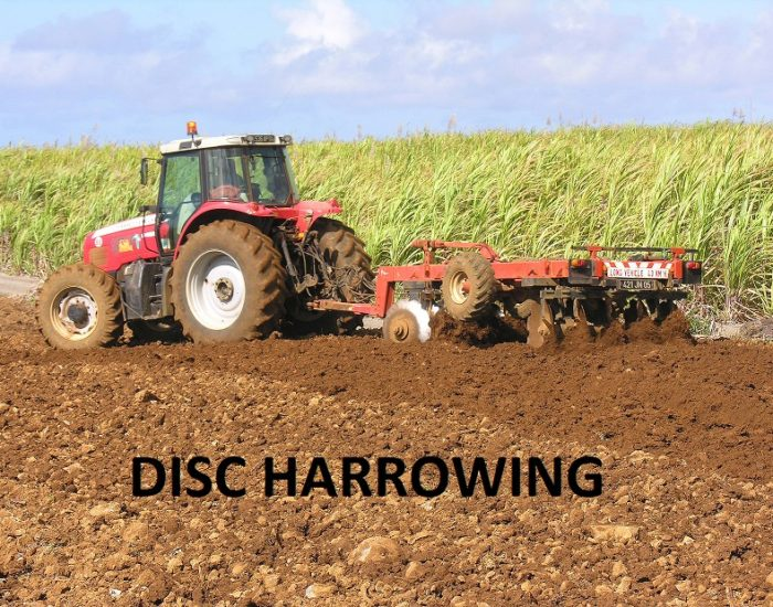 DISC HARRROW